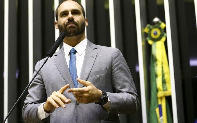 Eduardo Bolsonaro não pode se candidatar a governador; entenda o motivo