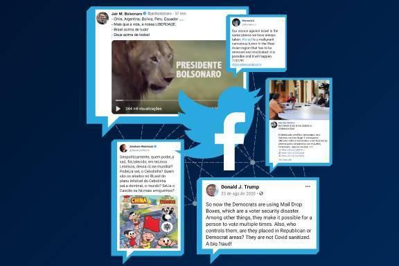Com suspensão de contas, redes sociais suscitam debate sobre livre opinião