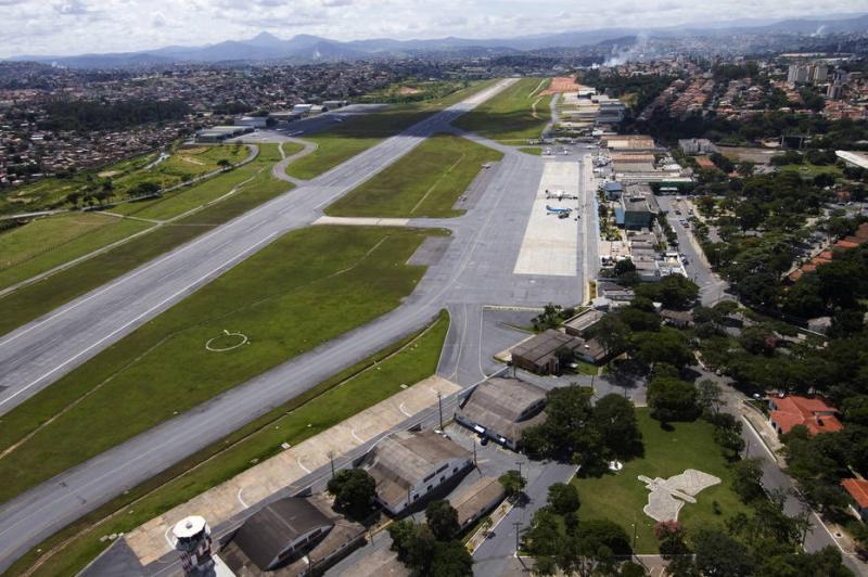 CCR arremata aeroporto da Pampulha por R$ 34 milhões, com ágio de 245%, e reforça presença no setor