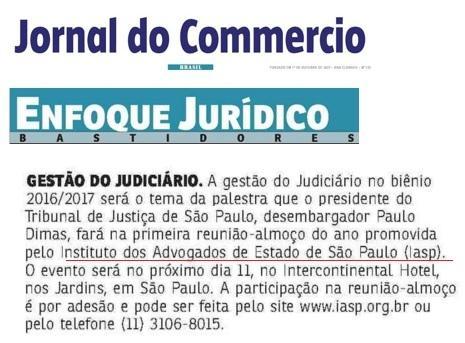 Gestão do Judiciário