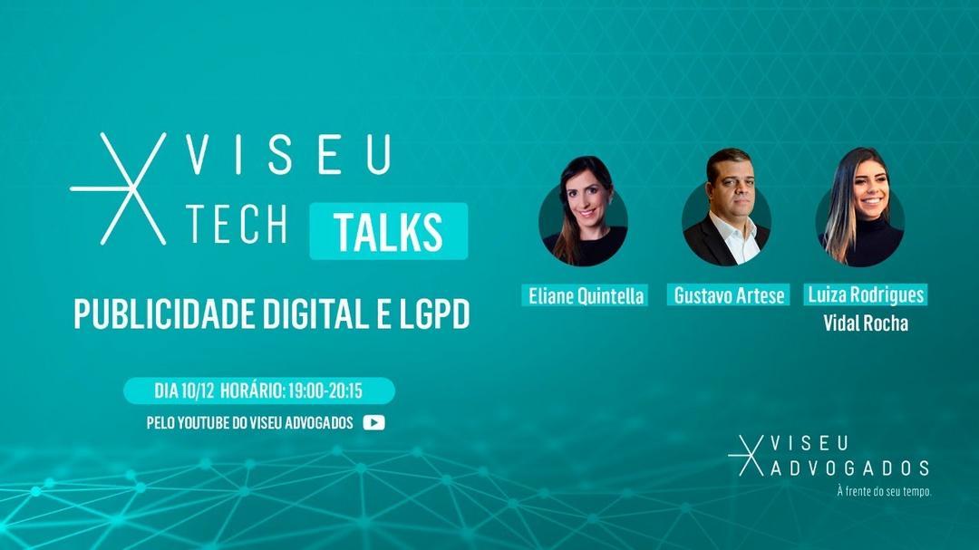 Live: Publicidade digital e LGPD