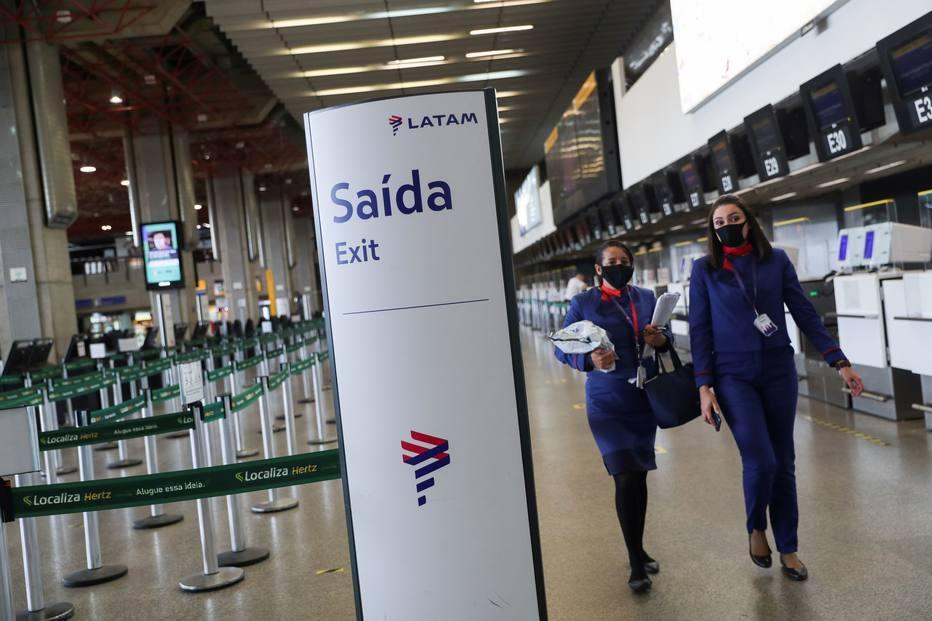 Latam é primeira empresa no País a negociar redução permanente de salários