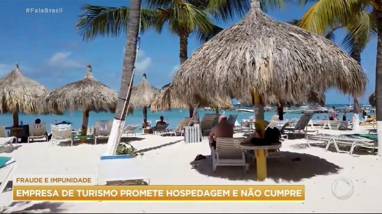 Empresa de turismo aplica golpes com promessa de hospedagem gratuita