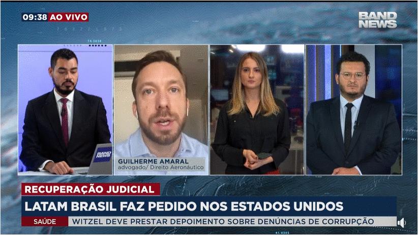 Latam Brasil faz pedido de recuperação judicial nos Estados Unidos