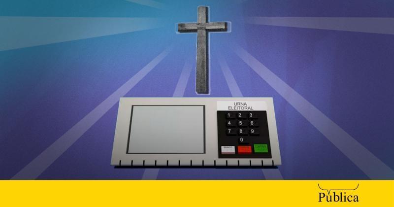 Puxadas por Universal, candidaturas de sacerdotes religiosos batem recorde em 2020