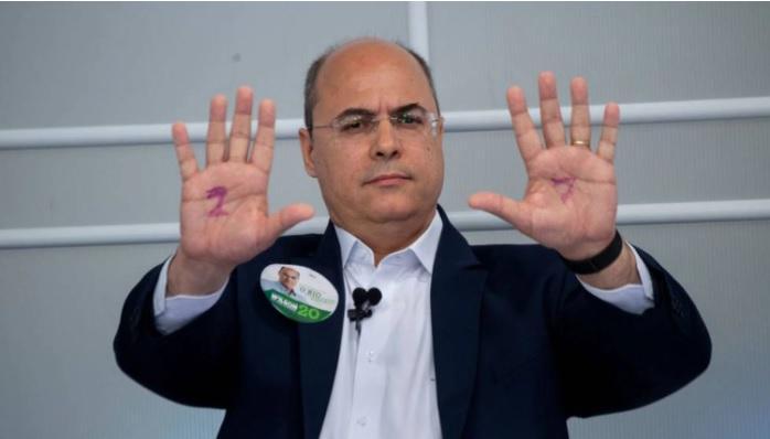 STJ confirma afastamento de Witzel do Governo do Rio de Janeiro