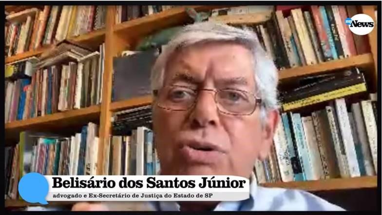 Um disque-denúncia para quem critica Bolsonaro? Belisário dos Santos Jr. comenta