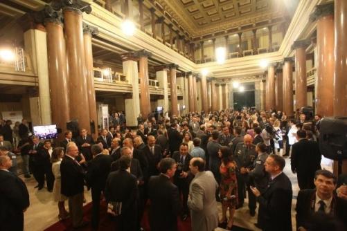 Profissionais celebram lançamento do Anuário da Justiça