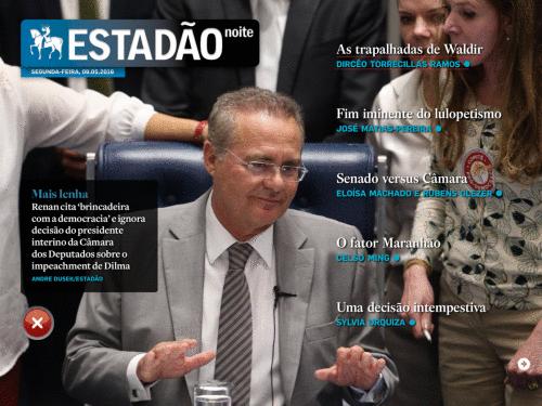As trapalhadas do deputado Waldir Maranhão