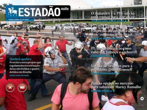 Empresas sucumbem a uma crise conjuntural no Brasil