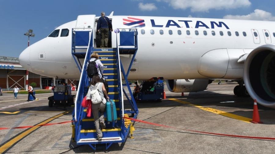Latam diz que recuperação judicial não altera voos no Brasil