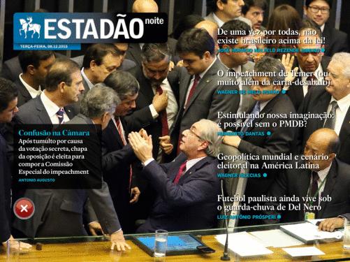 Não existe brasileiro acima da lei!