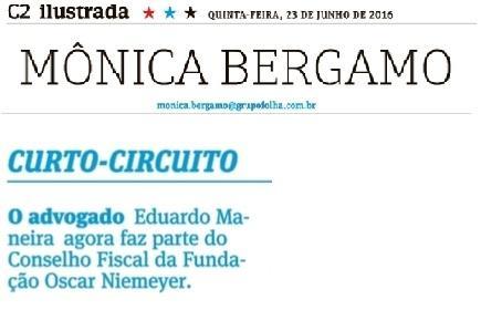 Curto-circuito: O advogado Eduardo Maneira