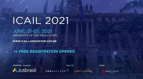 Brasil sediará Conferência Internacional sobre Inteligência Artificial e Direito