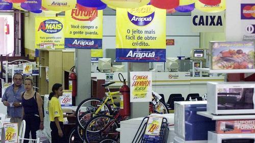 STJ determina, pela segunda vez, falência das Lojas Arapuã