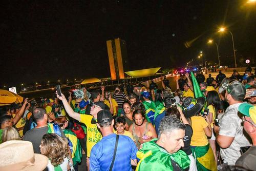 Brasil teme 'efeito contágio' nos atos do 7 de Setembro após ameaças de morte contra ministro do STF