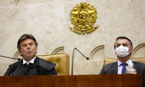 """Fux estreia no comando do STF: """"Harmonia entre os Poderes não se confunde com subserviência"""""""