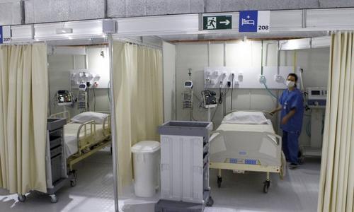 Brasil já tem cem ações judiciais por vagas de leitos em UTI na pandemia de Covid-19