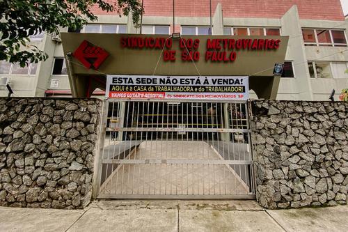 Venda de terreno do Sindicato dos Metroviários acirra tensão com governo Doria